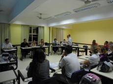 Agens realiza palestra sobre Mapeamento de Processos na Faculdade Dom Bosco